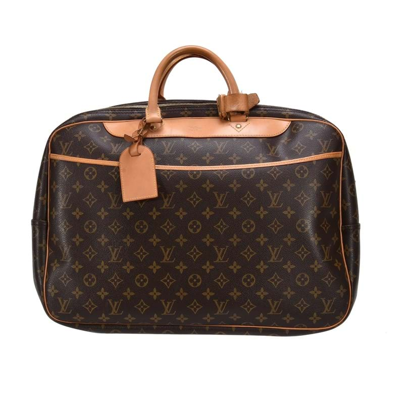 Louis Vuitton, monogram, a coated canvas and leather bag