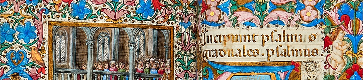 Western Manuscripts and Miniatures