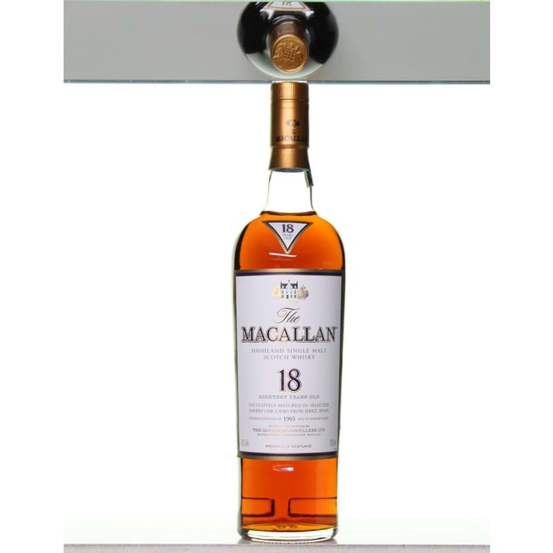 The Macallan, 18 year old single malt whisky