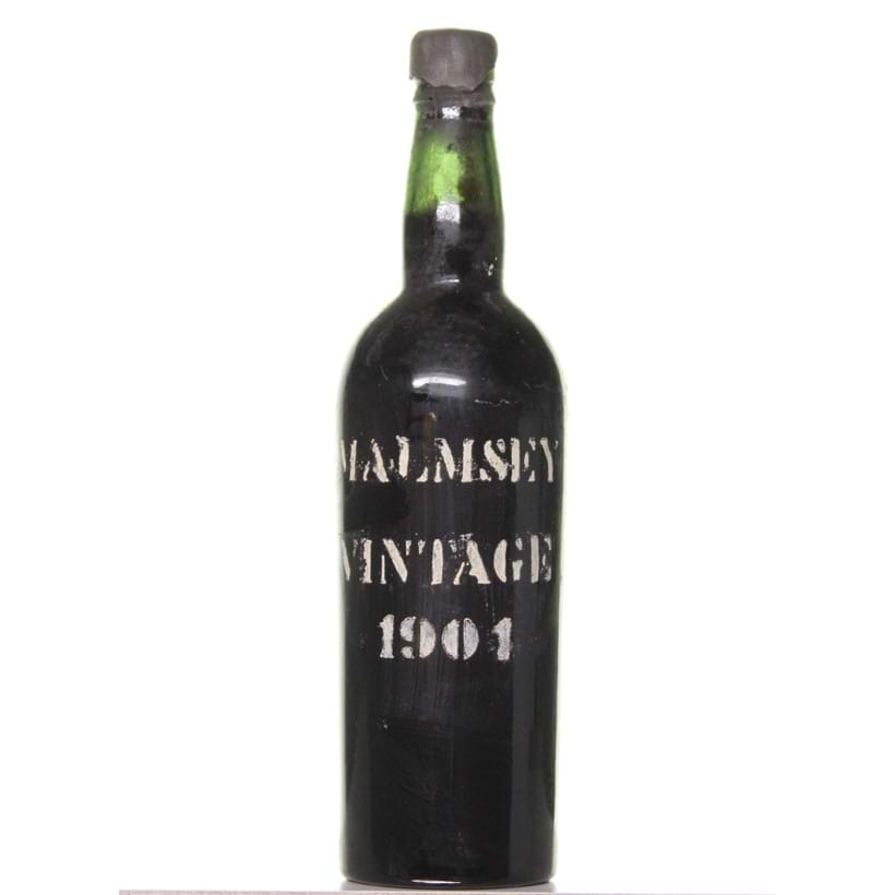 Inline Image - 1901 Malmsey, Blandys, 1 x 75cl; est. £300-500 (+fees)