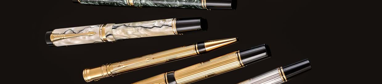 Two Private Parker Pen Collections | 12 February 2019