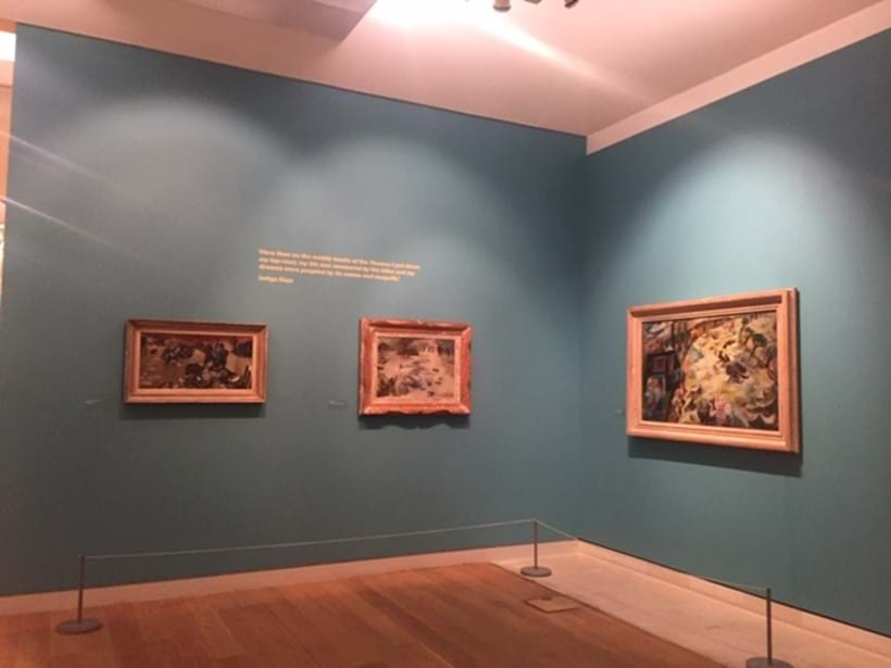 Inline Image - Julian Trevelyan: The Artist and his World, at Pallant House Gallery