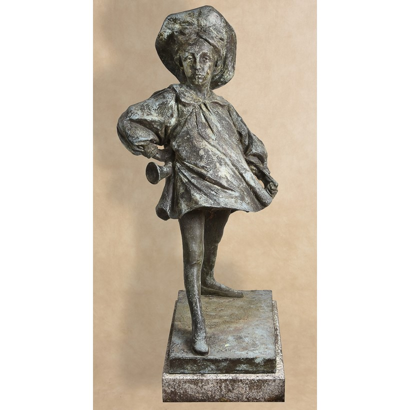 Inline Image - Lot 120, John Henry Monsell Furse (1860-1950), Portrait Study of a Child, overall height 130cm; est. £4,000-6,000 (+fees)
