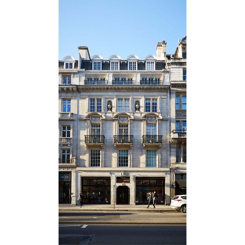 Inline Image - 16-17 Pall Mall, St James's | Dreweatts & Bloomsbury Auctions' new London office