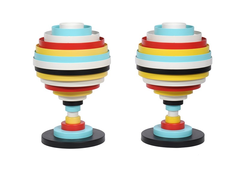 Inline Image - Lot 1, Fredrik Mattson, for Zero Lighting, PXL, a pair of table lamps; est. £300-500 (+fees)
