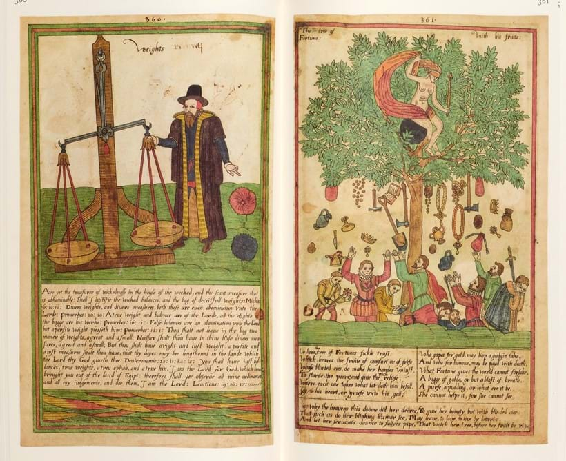 Inline Image - Nicolas Barker, The Great Book of Thomas Trevilian | a facsimile of the manuscript in the Wormsley Library, 2 volumes, 2000 | est. £500-700, sold for £620