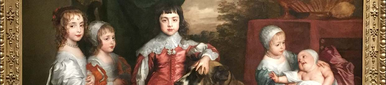 Painting Childhood: from Holbein to Freud at Compton Verney Art Gallery