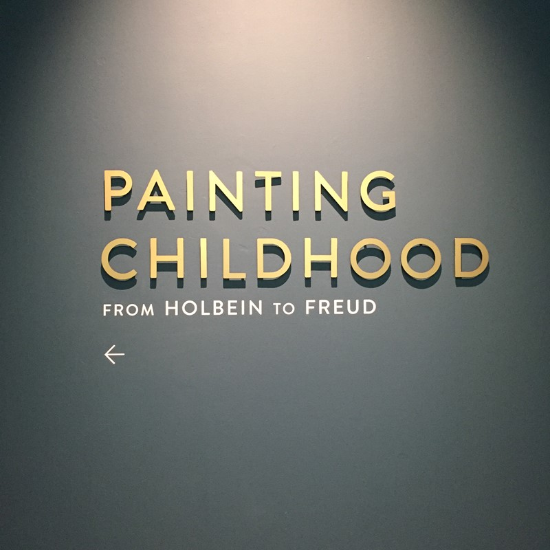 Painting Childhood: from Holbein to Freud at Compton Verney Art Gallery | June 2019