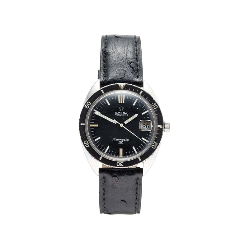 Heuer, Carrera, ref 7753, a stainless steel chronograph wrist watch issued to the Belgian Airforce, no. 105808, NATO no. 6645-13-107-6724, issue no. 70/301, circa 1970
