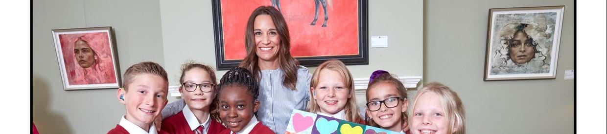 Dreweatts, Pippa Middleton, and a host of acclaimed artists join forces to raise £30,000 for deaf children across the UK