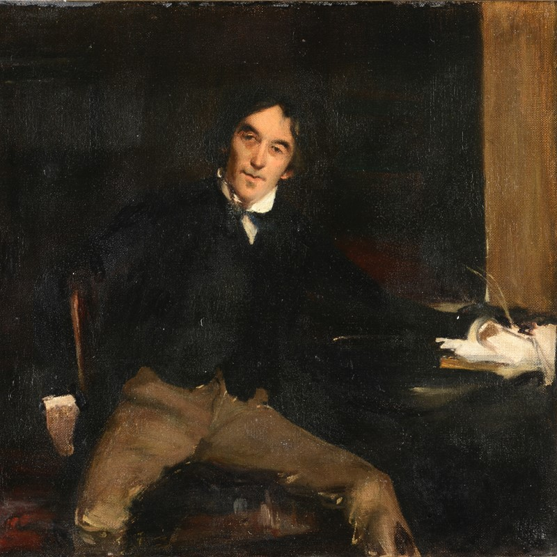 Sir Henry Irving Portrait Mystery | Modern and Contemporary Art | October 2019