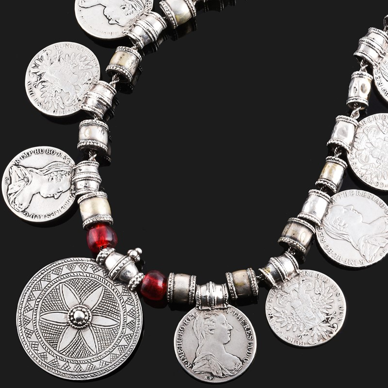 Berber, Bedouin and Russian Jewellery from the Collection of Natalia Josca