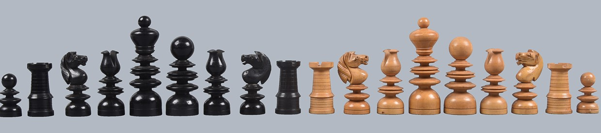 Make your move at Dreweatts this December: Introducing a selection of chess sets from private properties