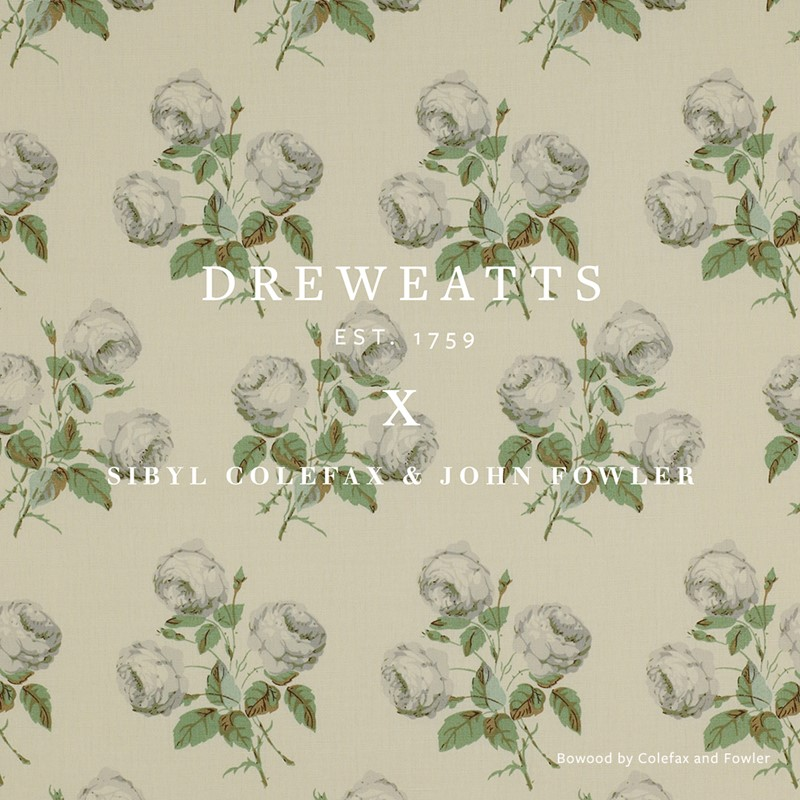 Dreweatts Collaborate with Sibyl Colefax & John Fowler