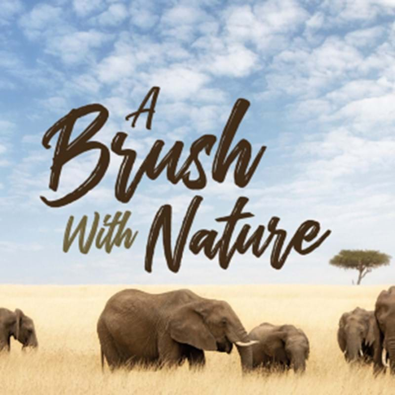 Dreweatts help support Born Free Foundation's 'A Brush With Nature'