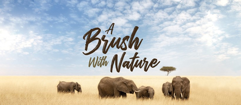 Inline Image - The Born Free Foundation's 'A Brush with Nature' fundraising evening, to take place on Thursday 6th February at the Old Royal Naval College, Greenwich University, London