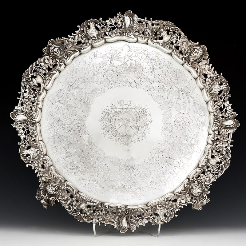 The Art of Fine Dining: Setting the Atmosphere with Antique and Modern Silver
