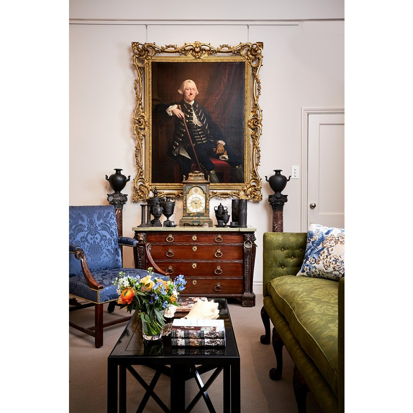 Inline Image - Pall Mall | Designed by Daniel Slowik of Sibyl Colefax & John Fowler | Image courtesy of Roger Wooldridge