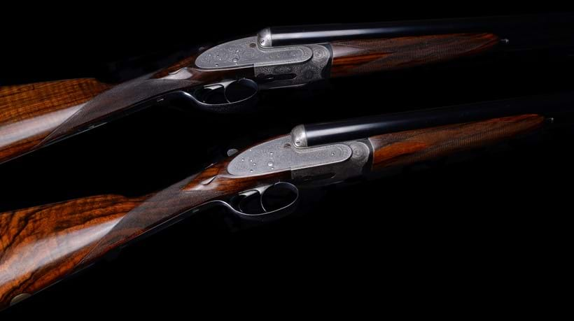 Inline Image - Lot 204: J. Purdey & Sons, a pair of 12-bore self-opening sidelock ejector shotguns