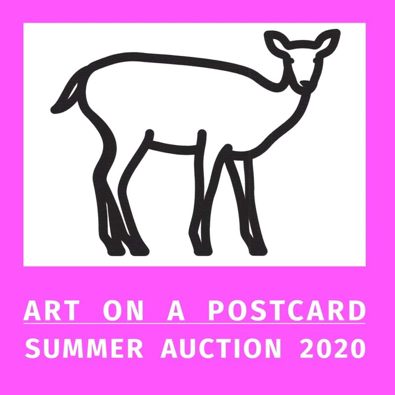 Highlights | Art on a Postcard Summer Auction