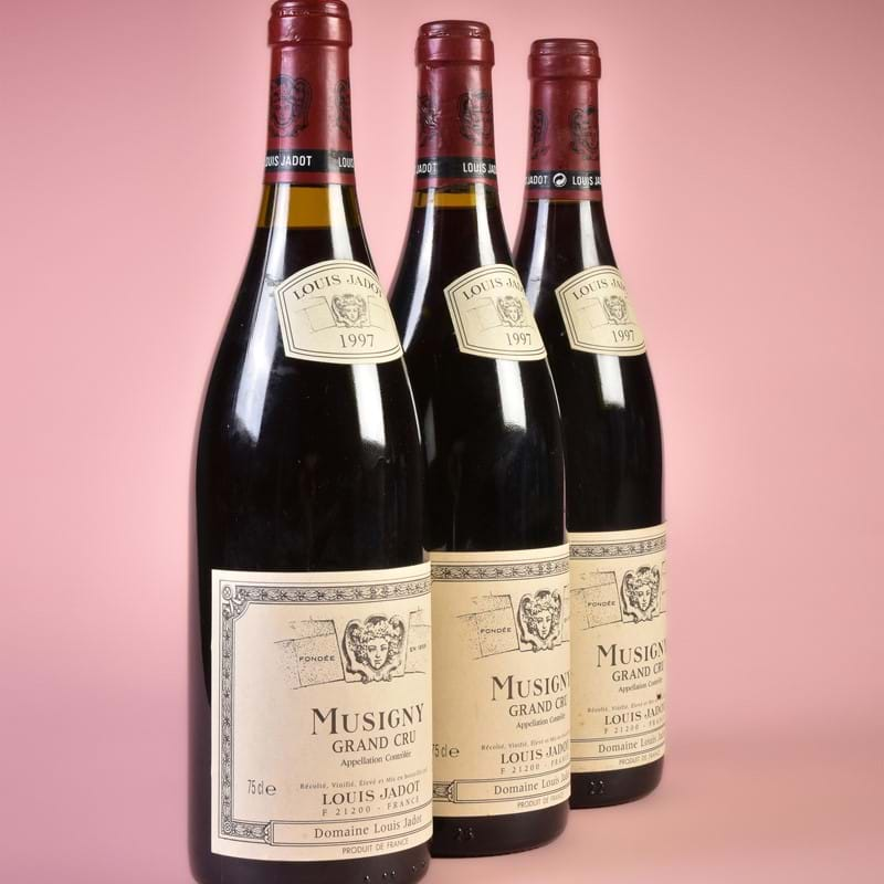 An Extensive Collection of Louis Jadot to be Offered at Auction | Fine and Rare Wine and Spirits, September 2020