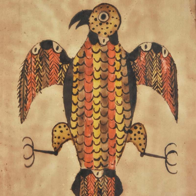 The States Eagle | Pinkers Collection of British, American & European Folk Art | 24 November 2020