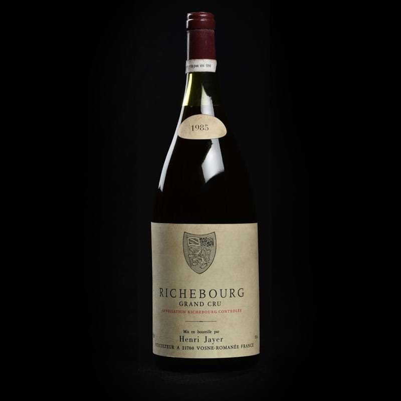 A 1966 Chateau Latour and a 1985 Richebourg, Domaine Henri Jayer | Fine and Rare Wine and Spirits Highlights (November 2020)