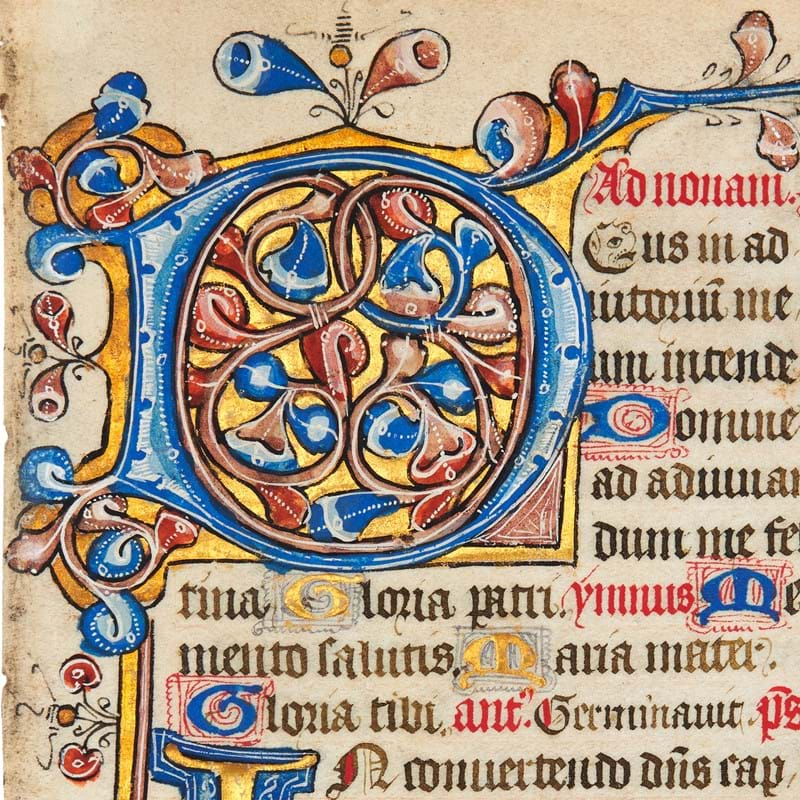 Highlights | Western Manuscripts and Miniatures | 7 December 2020