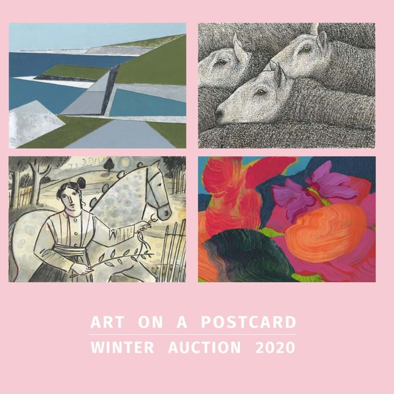 Dreweatts Specialist's Favourites | Art on a Postcard Winter Auction | 5-19 November 2020