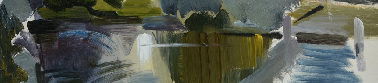 An exceptional 1956 painting of Wittenham Clumps by Ivon Hitchens | Modern and Contemporary Art Auction | 18 March 2021