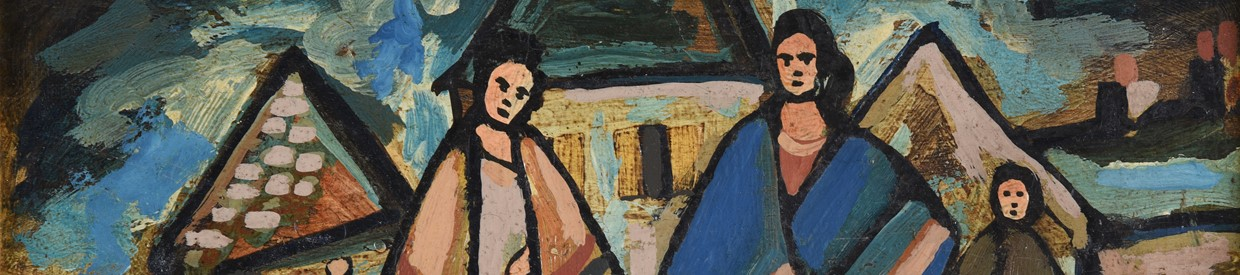 A Private Collection of Irish Art including works by Gerard Dillon, Markey Robinson, Felim Egan, Martin Finnin & Colin Middleton | Modern and Contemporary Art Auction