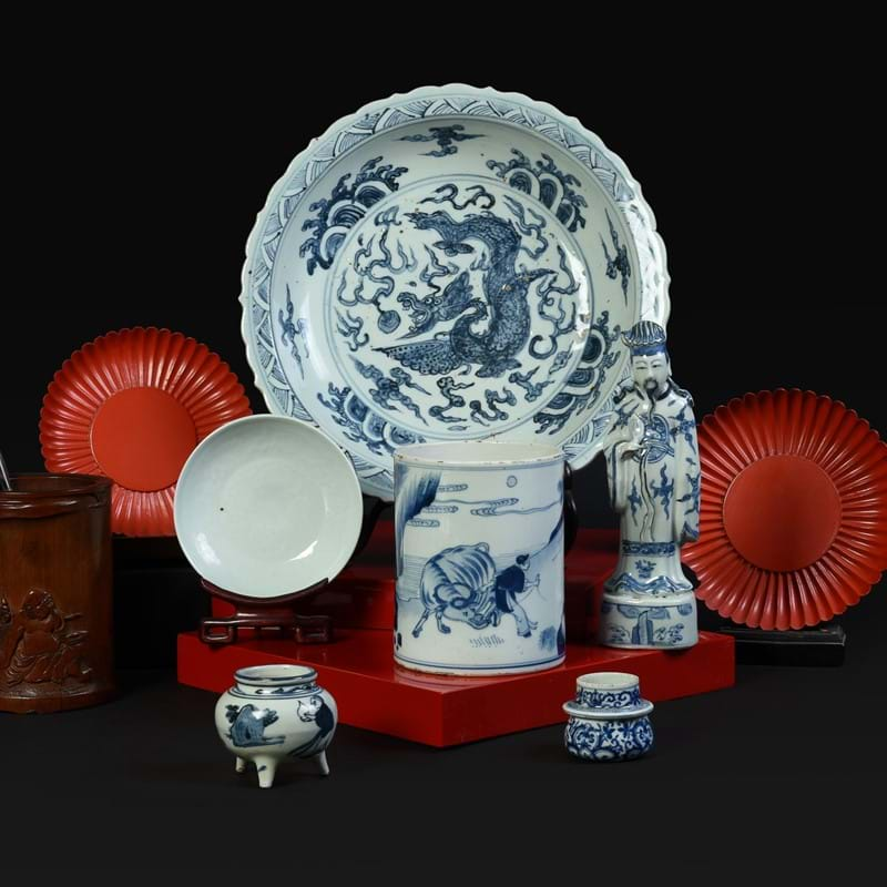 Chinese Porcelain | The Private Collection of John Burke da Silva CMG (1918-2003) | May 2021