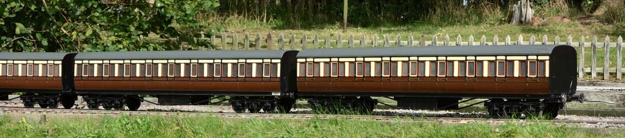 The Hewell and Tardebigge Model Steam Railway Collection | The Transport Sale | April 2021
