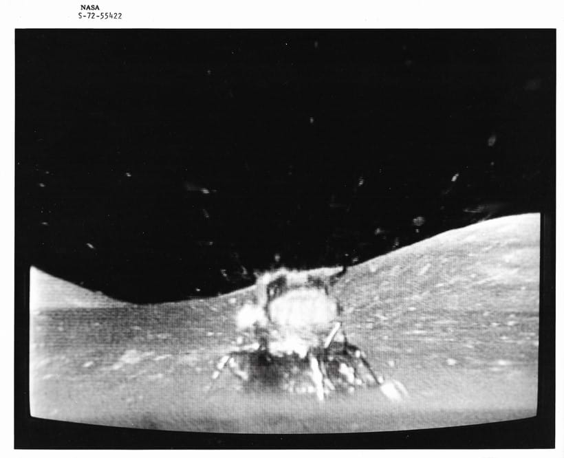 Inline Image - Lot 357: Apollo 17. The last departure of humans from the Moon | Est. £300-400 (+fees)