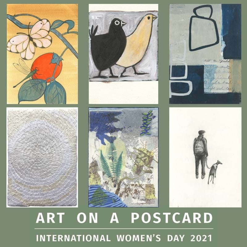 Dreweatts Specialist's Favourites | Art on a Postcard International Women's Day Auction | 25 February - 11 March 2021