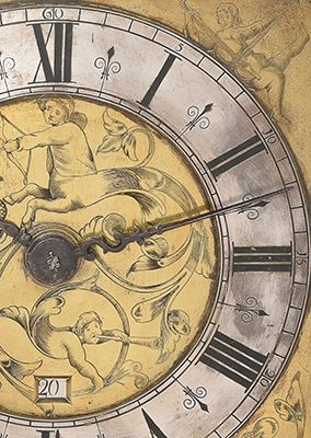 Fine Clocks, Barometers and Scientific Instruments Image