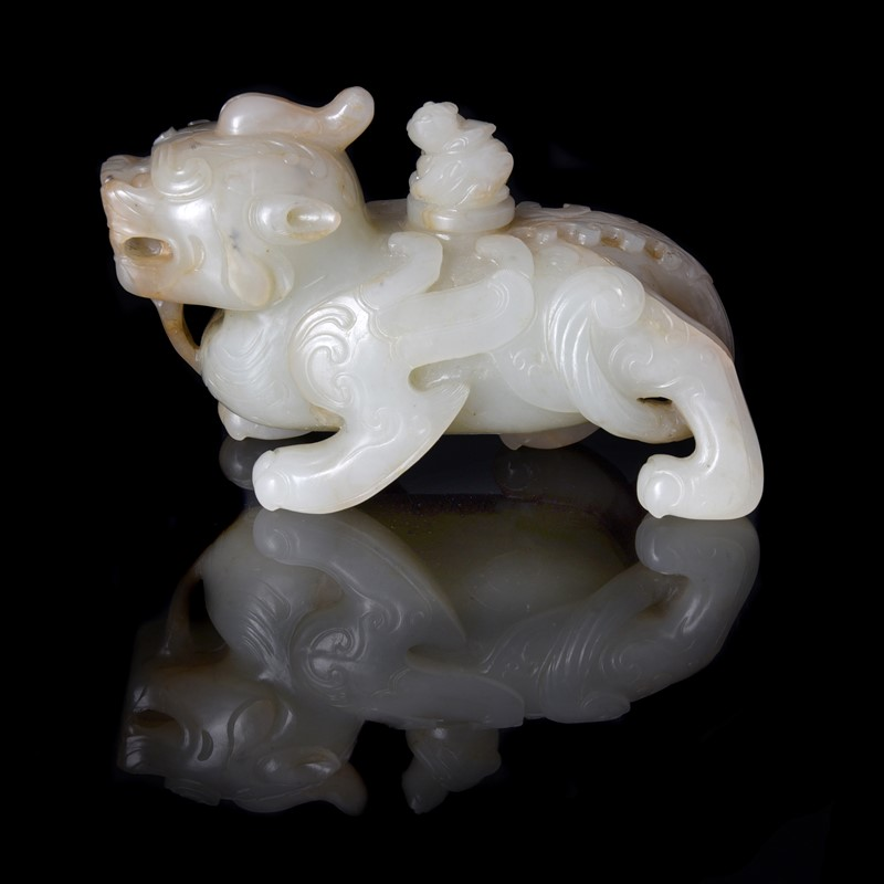 Proceeds for a rare Chinese jade water pot offered at auction to go to The Alzheimers Society | 19 May 2021