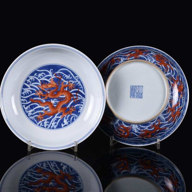 A Private Collection of Chinese Ceramics and Works of Art belonging to Sir David and Lady Scholey | Asian Art Auction | 19 May 2021